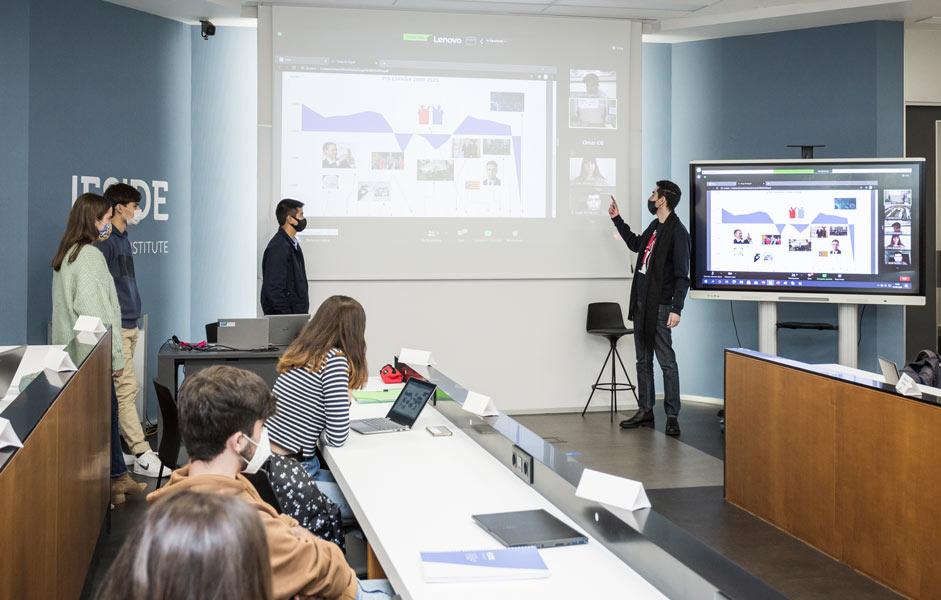 IESIDE lanza su II Challenge, premiado con ocho becas para estudiar su Exponential MBA