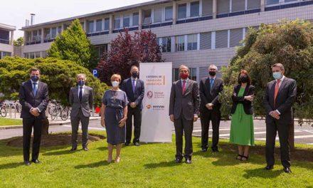 Fundación Repsol y la Universidad de Navarra crean una Cátedra de hidrógeno