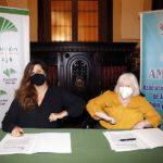 La Fundación Unicaja apoya a la Asociación Malagueña de Afectados de Polio y Postpolio en un estudio para mejorar su atención sanitaria
