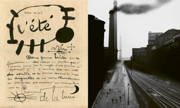 Fundación MAPFRE presenta en Madrid las exposiciones «Miró Poema» y «Bill Brandt»