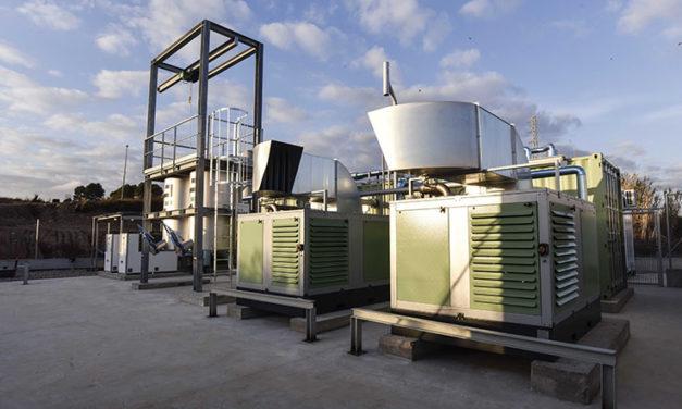 Naturgy realiza la primera inyección de gas renovable procedente de vertedero en la red de distribución española