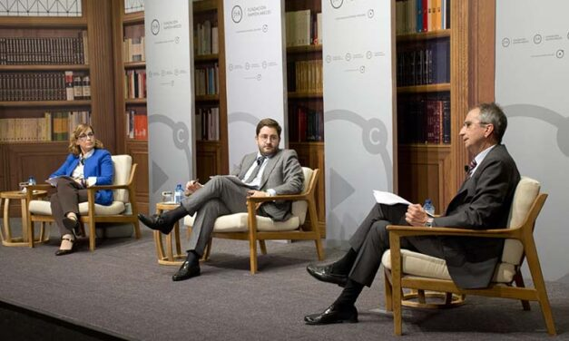 La Fundación Ramón Areces organiza un debate para analizar 'El nuevo contrato social tras la pandemia'