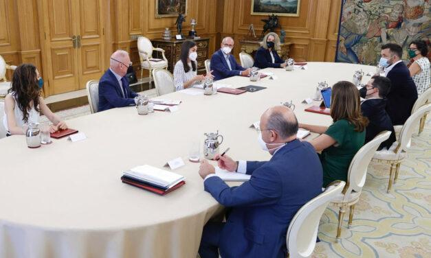 La AECC comparte con Su Majestad la Reina el enorme impacto de la pandemia en las personas afectadas de cáncer