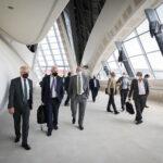 Fundación Ibercaja presenta «Mobility City» en la segunda reunión del grupo de trabajo de administraciones públicas