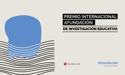 Afundación crea un premio internacional para reconocer la trayectoria en investigación educativa