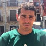 La Fundación Iker Casillas y Cruz Roja Castilla y León se unen para la reforestación de zonas afectadas por el incendio de Navalacruz