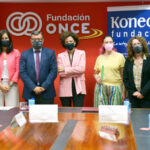 Fundación ONCE y Konecta renuevan su compromiso por la inclusión