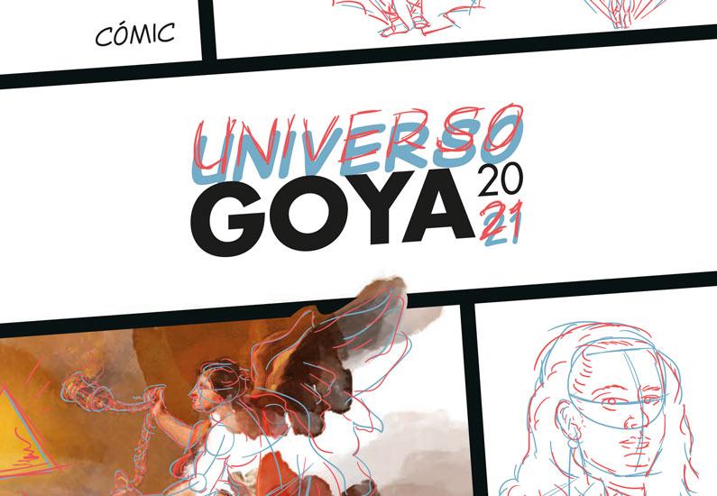 """Fundación Ibercaja inaugura la primera exposición virtual de cómic del certamen """"Universo Goya"""""""