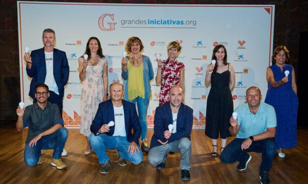 Éxito de participación en la 8ª edición de la entrega de los Premios Grandes Iniciativas