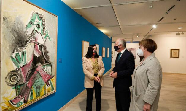 Picasso, protagonista de una gran exposición en el Museo Goya e Ibercaja Patio de la Infanta